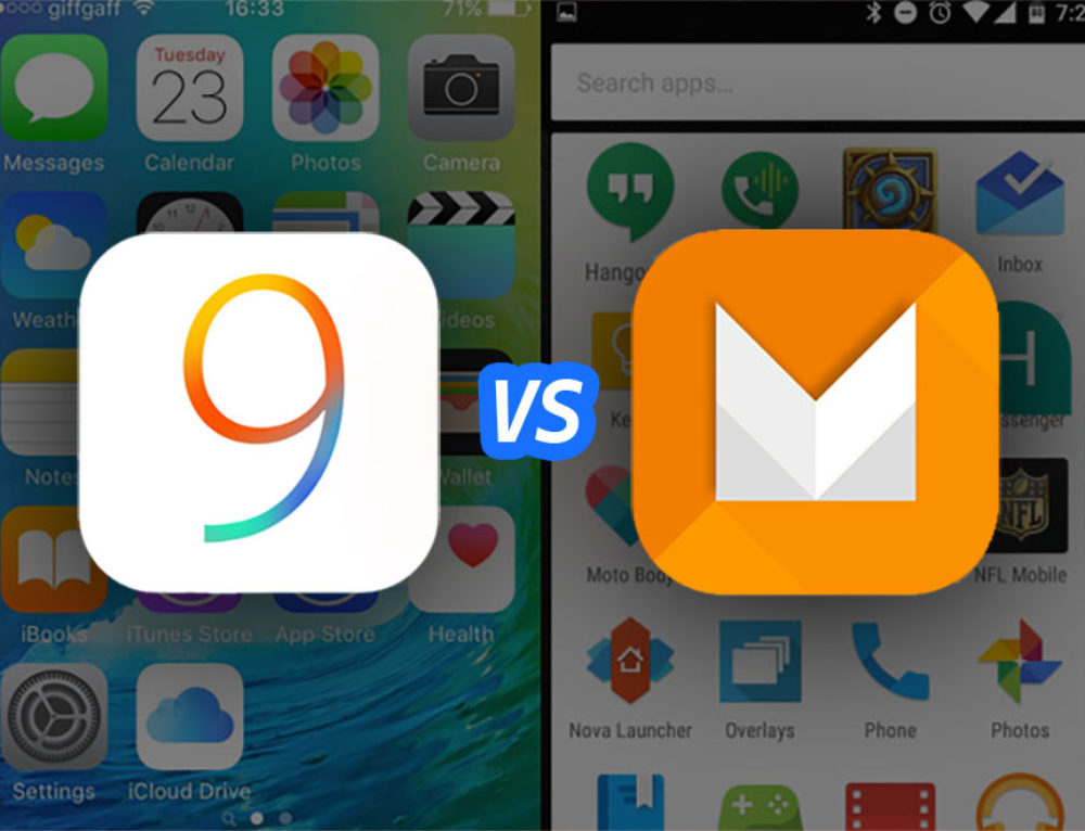 3 Differences – Apple's HIG vs Google's Material Design Standards